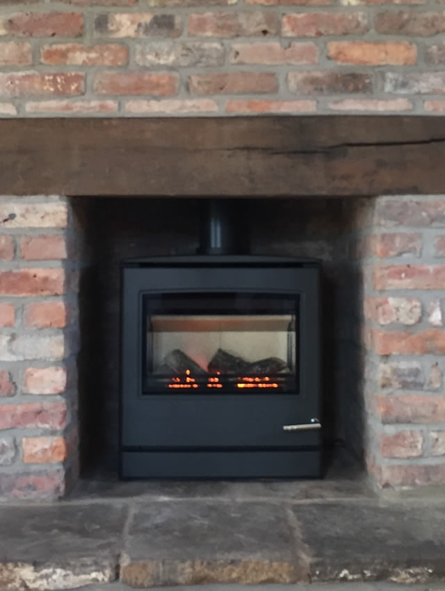 We install and service solid fuel stoves and boilers